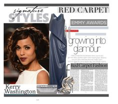 """""""Emmy Awards/Contest Entry"""" by clotheshawg ❤ liked on Polyvore featuring Svek, Jimmy Choo and Vince Camuto"""