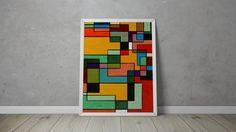 Paper 05 » Alexandre Reis #urbanarts #urbanartswall #arte #art #popart #poster #canvas #design #arq #decor #homedecor #homestyle #artdecor #wallart #arquitetura #architecture