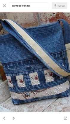 Jeans Recycling Recycle Jeans Jean Purses Denim Purse Fabric Purses Denim Crafts Bag Patterns To Sew Sewing Patterns Patchwork Bags Denim gift bag by touchofdenim on etsy – Artofit Artisanats Denim, Denim Purse, Bag Patterns To Sew, Tote Pattern, Patchwork Bags, Quilted Bag, Jean Purses, Purses And Bags, Bag Quilt