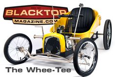 The Whee-Tee Project – Blacktop Magazine