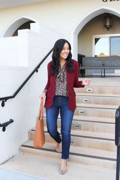 Business casual is taking the corporate environment! See the other work fashion trends in the blog