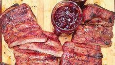 Cherry Bourbon BBQ Sauce Recipe - Best Ribs Ever!