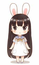 Chibi 61 48 Beautiful Chibi Anime Girl Drawing at Getdrawings Kawaii Anime Girl, Chibi Kawaii, Manga Kawaii, Kawaii Bunny, Cute Anime Chibi, Kawaii Cute, Anime Art Girl, Manga Anime, Manga Eyes