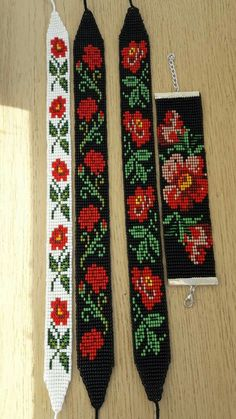 off loom beading techniques Bead Crochet Patterns, Seed Bead Patterns, Beaded Jewelry Patterns, Beading Patterns, Loom Bracelet Patterns, Bead Loom Bracelets, Beading Techniques, Beading Tutorials, Beading Ideas
