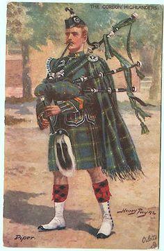 Gordon Highlanders | Gordon Highlanders - 30389