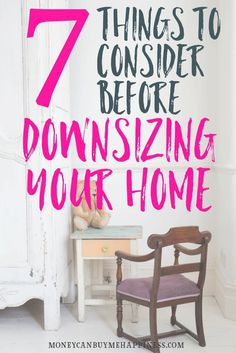 If you have considered downsizing your home the idea of getting rid of the clutter and prioritising what is important to you can be overwhelming. In fact, it can put you off the idea completely. But it doesn't have to be so hard. A little forethought can go a long way. This post will help you plan your downsize to make it the most positive experience it can be.