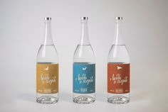 Vodka Is About Love And Doves on Packaging of the World - Creative Package Design Gallery