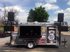 Omaha/Lincoln DJ service. Mobile Party Unit uniquely designed by Showtime Music Dj and Photo Booth Service. Roll your party wherever you like with professional DJ, lights, video screens, or full karaoke. Omaha, Nebraska.