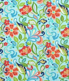 Richloom Outdoor Wildwood Opal Fabric - $9.6 | onlinefabricstore.net
