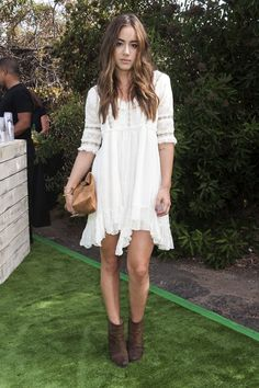 Chloe Bennet at 2014 Just Jared Summer Fiesta in West Hollywood