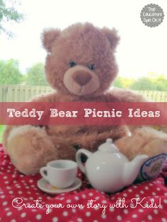 Teddy Bear Picnic Fun with Story Writing from The Educators' Spin On It