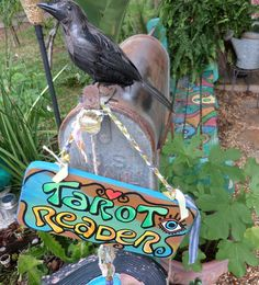 Hey, I found this really awesome Etsy listing at https://www.etsy.com/listing/231447310/tarot-reader-psychic-sign-psychic