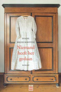 38/52 MIJN BOEKENKAST: Diane Broeckhoven - Niemand heeft het gedaan Een gevoelig en spannend verhaal, zie: https://mijnboekenkast.blogspot.nl/2017/10/diana-broeckhoven-niemand-heeft-het.html