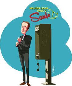 Better Call Saul by Leonardo Habermann