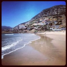 Hello Cape Town summer! by AfricanTours, via Flickr Cape Town, South Africa, African, Tours, Explore, Beach, Water, Summer, Photos