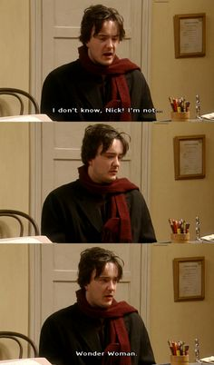 Bernard Black from Black Books British Humor, British Comedy, Dylan Moran, A Young Doctor's Notebook, Little Britain, Great Tv Shows, Black Books, Man Humor, Movie Quotes