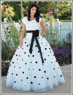 Kimberly Modest Prom Dress :: Margene's Bridal