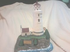 replica of the Umpqua River light house night light