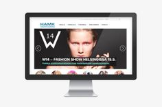 HAMK University of Applied Sciences website design by Marko Myllyaho