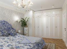 Фотографии интерьера квартиры в районе ст.м. Бауманская г. Москва в стиле современной классики