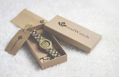 WoodWatch | Lotus green | wooden watch