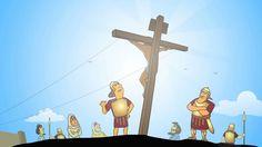 The Crucifixion of Jesus Christ (Mark 15:22-39, 16:1-7 KJV)   Easter Bib...