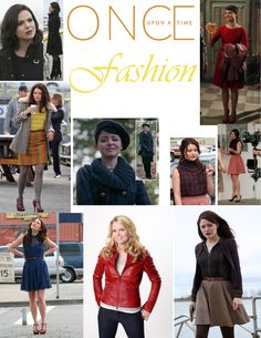 """Once upon a time "" is not only an amazing TV series but they have the most brilliant fashion in the show. I love all the outfits. Check out http://wornontv.net/once-upon-a-time/  to buy the exact same look.   Oh Belle, how I love your outfits. ♥♥♥"