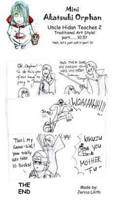 Haha, I added this! - Makkura Murasaki