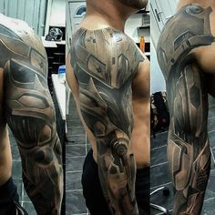 Sleeve tattoos for men can be beautiful, artistic, and masculine when done right. While finding the best tattoo sleeve ideas can be challenging due to the sheer number of cool men's tattoo designs available online, we thought we'd make your life easier by showcasing the top men's tattoo sleeves with the highest quality artwork. Below, you'll …