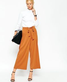 Trend yüksek bel pantolon modelleri - http://www.modelleri.mobi/trend-yuksek-bel-pantolon-modelleri/