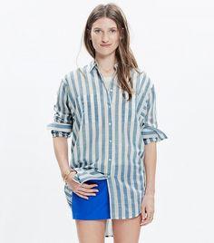 Madewell Oversize Button Down Shirt