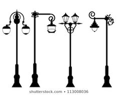 Similar Images, Stock Photos & Vectors of Lamp post collection - 102187369 Lantern Set, Pencil Art Drawings, City Streets, Vectors, Royalty Free Stock Photos, Chandelier, Ceiling Lights, Pictures, Image