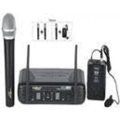 Wireless Public Addrees System (Studiomaster)