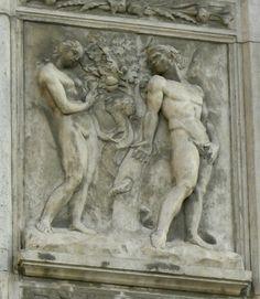 Jacopo della quercia, 03.peccato originale.jpg