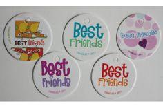 Mini tarjetas Best Friends Paquete 10 pzas por Tianguisonline