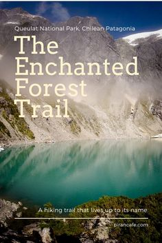 The Enchanted Forest Trail in Chilean Patagonia's Queulat National Park.  In one of the most isolated and unspoiled national parks on the planet, A hiking trail that lives up to its name.