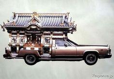 霊柩車 金沢型