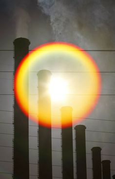 Bursting the carbon bubble ...      Energy analysts and activists warn that most of the world's fossil fuels must remain in the ground, and that it can't be business as usual for the industry. By Michael Green.     Power station in the Latrobe Valley.