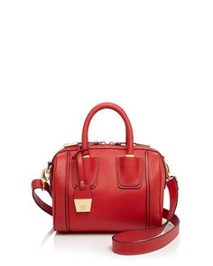 Ivanka Trump Satchel - Doral Mini Barrel