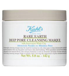 Rare Earth Deep Pore Cleansing Masque Gesichtsmaske