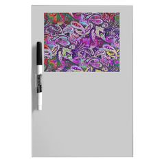 Plain Paisley 4 Dry Erase Board:  View Basic Design's Complete Collection of Paisley Products Here:  http://www.zazzle.com/basicdesign/gifts?cg=196142410906704248&rf=238368915417973707