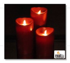Real lite Candles |Hudson Madison  Some ideas for Reallite uses:  Dormitories  Spas  Yoga studios  Weddings and other special occasions  Holiday décor  Seniors' Residences