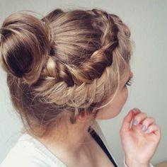 #fischgräte #flechtfrisur #frisuren #hairstyles