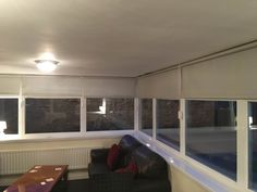 Roller blinds for a Pub refit, Wrexham.  http://blindswrexham.co.uk