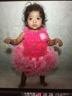 Angie Rodriguez Photography..1st Birthday..Tutu cute!