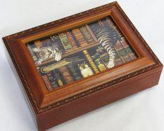 192 best cat music boxes images music boxes trinket boxes boxes rh pinterest com