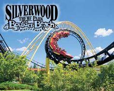 Fun, fun, fun!!!  Silverwood Theme Park Idaho