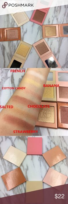 🆕Brick Highlighters Coming soon! NOTE: this is NOT Kylie cosmetics. Only listed for views since it is similar. One for $10, two for $18, three for $25 Kylie Cosmetics Makeup Bronzer