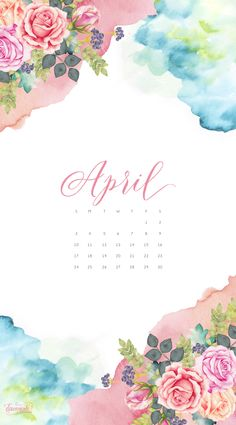 April-2016-Phone-Wallpaper-Download-DawnNicoleDesgins.jpg (740×1334)