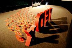 #TEDx #stage #design Hradec Králové 2014